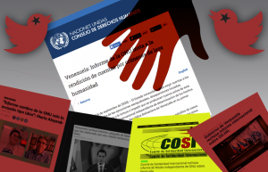 UN Report: A New Enemy, Coverage, and Disinformation on Regime-Aligned Media