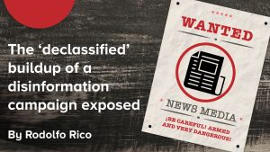 Disinformation campaign exposed