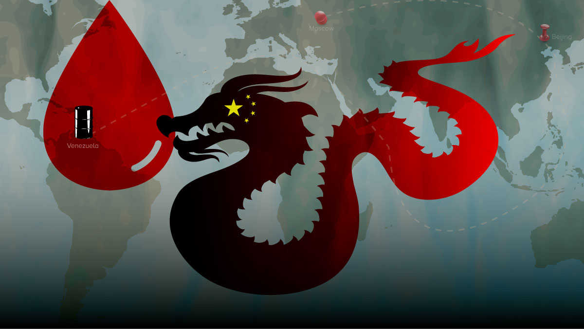 """Read more about the article Disinformation on """"dark voyages"""": Venezuelan oil exports to China"""