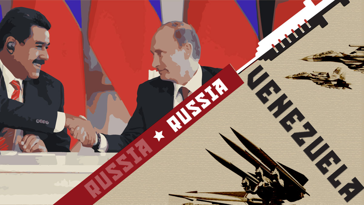 Read more about the article The Russification of Venezuela