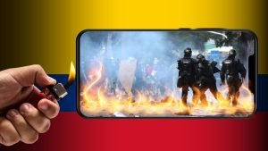 Read more about the article Protests in Colombia: Venezuela and Russia in the Crosshairs